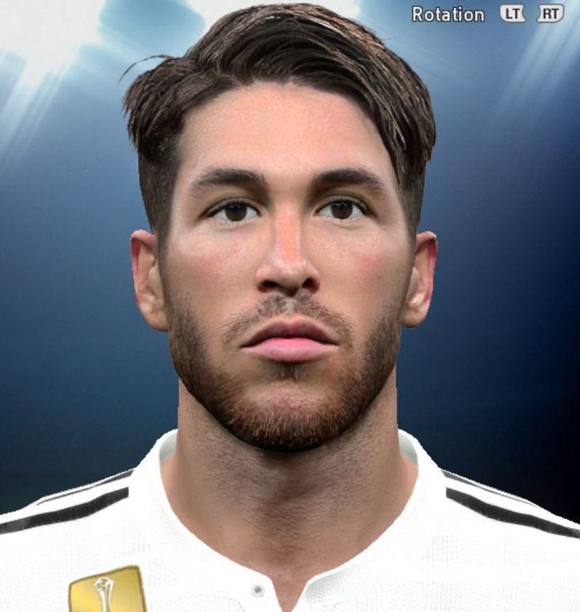 Sergio Ramos By Tunizizou